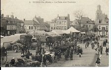 (S-29205) FRANCE - 27 - VERNEUIL SUR AVRE CPA      BOUCHER G.  ed.