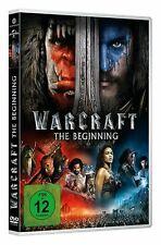 Warcraft: The Beginning [DVD] [2016] gebraucht