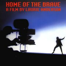ANDERSON LAURIE - HOME OF THE BRAVE-  CD NUOVO