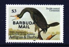 "Barbuda SC# 711, MH, $3.00  from ""Audubon"" set with Ovprt. of 1985-6/"
