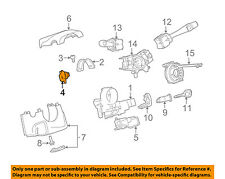 GM OEM-Ignition Switch 23228993