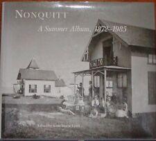 Nonquitt a Summer Album 1872 1985