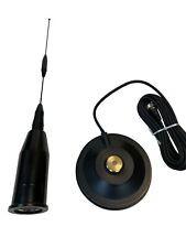 Taurus BR-137 Triband V/U/688-960 Mhz Mobile Antenna with Heavy duty Mag Mount
