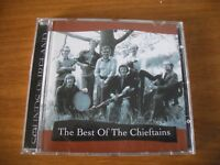 Best of the Chieftains, cd album,free postage uk