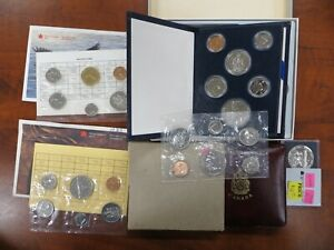 Canadian coin lot amazing! Collection of coins!!! lot 285