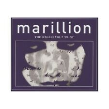MARILLION - THE SINGLES VOL.2 '89-95'  (4 CD)  PROGRESSIVE ROCK  NEU