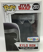 Funko Pop Kylo Ren Star Wars The Last Jedi Toys R Us Exclusive 203 #2