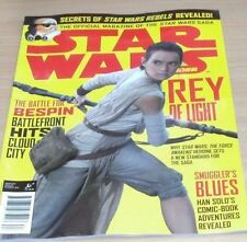 December Star Wars Monthly Magazines in English