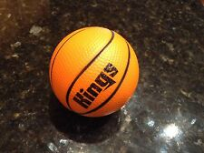 Basketball foam stress ball squeeze sacramento kings NBA
