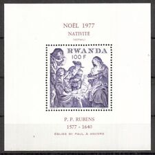 Ruanda Michelnummer Block 83 postfrisch (Rubens : 31 )