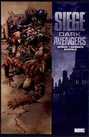 Siege: Dark Avengers Trade Paperback TPB New Graphic Novel Marvel Comics