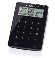ReinerSCT TanJack Bluetooth - optischer TAN-Generator für Online Banking
