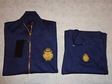 Billionaire Italian Couture  Tracksuits sport suit Size XL  Made in Italy