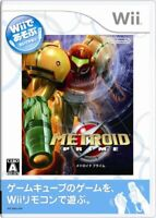 USED Nintendo Wii Metroid Prime to play in 17637 JAPAN IMPORT