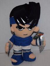 """Sasuke Kunai 12"""" Plush Doll anime Naruto Banpresto"""