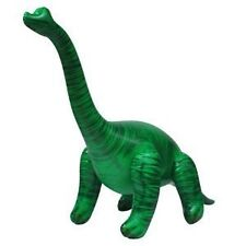 "Pool Floats Inflatable Ride on Dinosaur Brachiosaurus 48"" Scientific Gifts Kids"