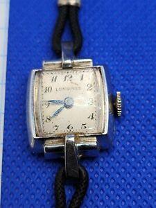 Vintage Longines Wrist Watch MVT # 5LN