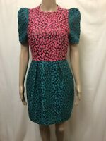 """TRELISE COOPER DRESS WOMENS ~ SIZE 8 ~ NEW W/ TAGS """" CAT POWER """" BACK ZIPPERED"""