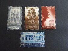 Egypt - 1947 International Exhibition Set Mounted Mint