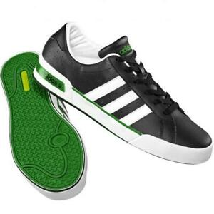 ADIDAS SE daily vulc mens leather shoes trainers sneakers, old model 2011, sz 9