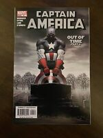 CAPTAIN AMERICA#4 VF/NM 2006 OUT OF TIME MARVEL COMICS