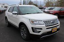 Ford: Explorer Platinum 4X4