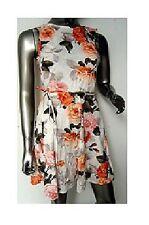 Dorothy Perkins Skater Floral Plus Size Dresses for Women