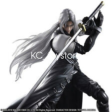 Play Arts Kai Final Fantasy VII 7 Advent Children Sephiroth Action Figure PA FF