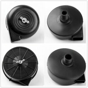 Thread Inlet Plastic-Filter Silencer For Air Compressor Parts 1pc 16mm+1pc 20mm