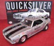 Drag Camaro Quicksilver limité à 672 unités GMP Acme 1:18 Nouveau
