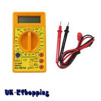 Digital LCD Voltmeter Amperemete OHM AC DC Kreislauf-Kontrolleur-Prüfvorrichtung