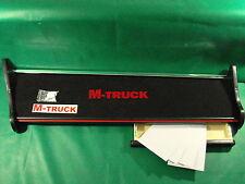 Cockpitablage LKW Ablage Tisch Beifahrerseite MAN TGX mit Schublade ROT ab2007-