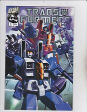 DW! Transformers! Issue 2!