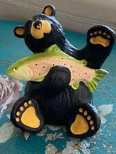 Bearfoots Chuckie Bear Jeff  00006000 Fleming Big Sky Carvers