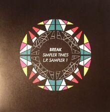 """Break & Kyo-Plus Simple Times Sampler 1-VINYL (12"""") Drum and Bass. Symétrie"""