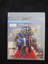 PS3 : YOOSTAR 2 : IN THE MOVIES - Nuovo, sigillato, ITA !