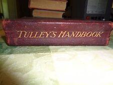 Tulley's Handbook of EngineeringHenry C Tulley1907 antique book