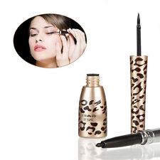 Women Leopard Shell Waterproof Liquid Eye Liner Eyeliner Pen Makeup Cosmetic New