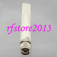 3G UMTS 7dBi N male plug Antenna for Fishtail WiFi WLAN Booster router 18CM