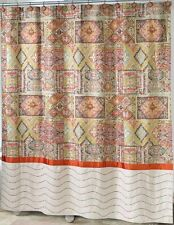 "Avanti Tangine Fabric Shower Curtain 70"" x 72"""