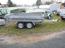 PKW-Anhänger Brenderup 3251STB 1000kg Hochlader gebremst 13 Zoll Räder