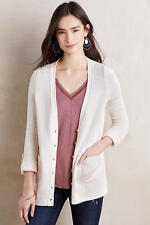 NWT Anthropologie Searcy Cardigan, by Moth - Ivory size S