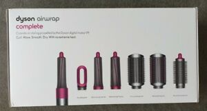 *** DYSON AIRWRAP COMPLETE STYLING TOOL WITH TRAVEL POUCH *** BNIB ***