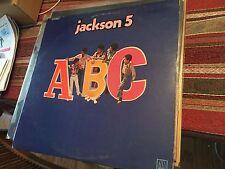 Jackson 5 ABC IMPORT Tamla Motown STEREO MS 709 Lp VG++ FREE US SHIPPING