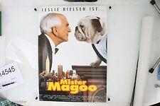 """ORIGINAL Verleih Filmplakat """"Mister Magoo"""" 1997 DIN A1 594 x 841 mm gerollt u..."""