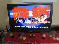 TEKKEN 2 VERS. B -  PCB for Arcade Game TAITO - JAMMA