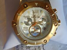 Invicta 50mm Speedway Viper Z60 Mov't Chronograph HIgh Polished SS Watch L@@K!!!