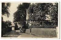 Sussex Felpham Blakes Cottage Real Photo Vintage Postcard 22.5