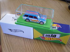 2017 Hot Wheels Brazil Convention '71 Datsun Bluebird 510 Wagon 1 of only 3,000