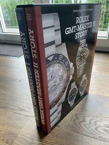 €2.980 - NEU - Mondani - Rolex GMT-Master I & II Story - Limited To 100 - Buch